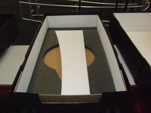 Standard Die-cut Foam Packaging Example -- Image 3