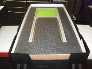 Standard Die-cut Foam Packaging (Sacagawea Hybrid Example) -- Image 5