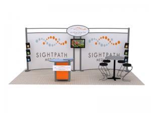 VK-2072 | Hybrid Booth